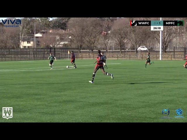 NPL Capital Football Highlights presented by Club Lime - Round 18 | WWFC 1 - 3 MPFC