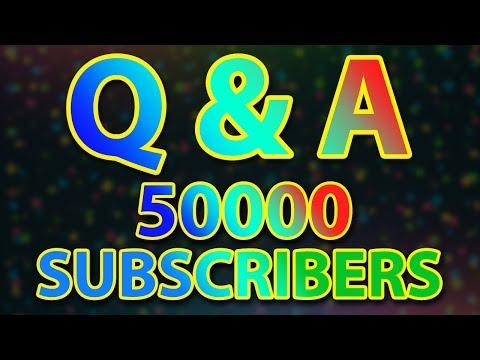 50000 Subscribers Q and A Video | Q n A | Question and Answer Video | Black Magic Film Studios | Q&A