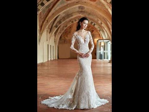 The Biggest Wedding Dresses Trends 2017 - YouTube