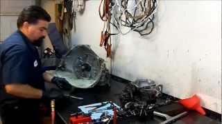 C-6 Transmission Teardown Inspection - Transmission Repair