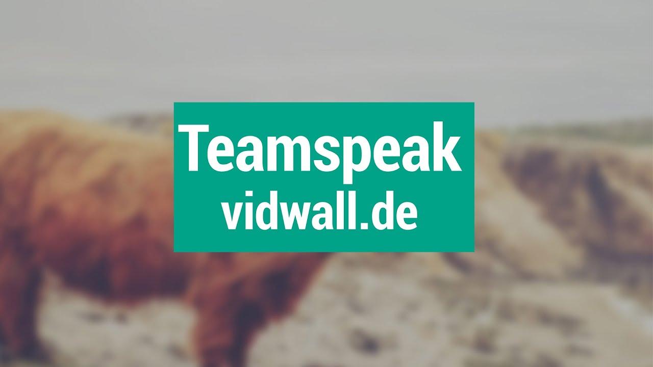teamspeak how to get free unlicensed server