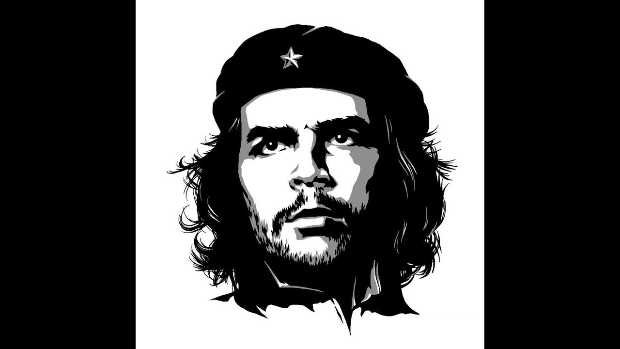 How to draw che guevara step by step how to draw che guevara