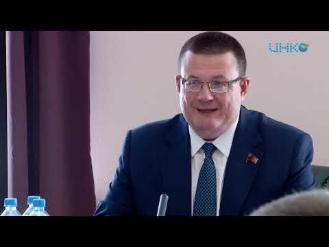 В Зарайске состоялось выездное заседание Мособлдумы.