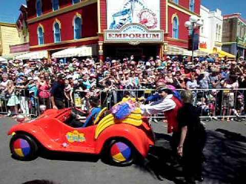 The Wiggles Big Red Car Part