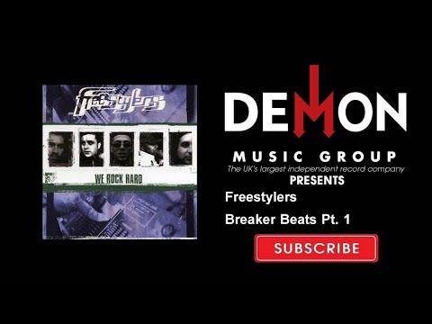 Freestylers - Breaker Beats Pt. 1