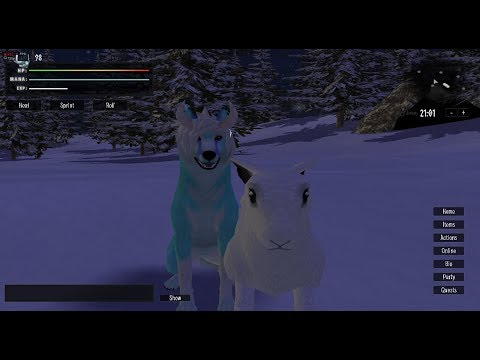 Wolf Soul (Episode 2//SNOW YOU'RE BACK!!!)