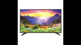 L G 2017 NEW..43LJ617T..FEATURES REVIEW..IPS PANEL..FLEXIBLE STAND..