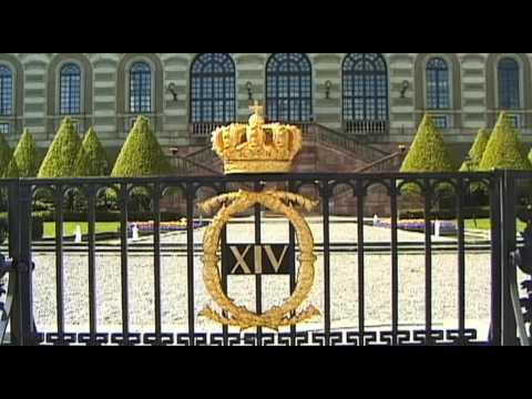 KUNGLIGA SLOTTET (Royal Palace) Stockholm SWEDEN