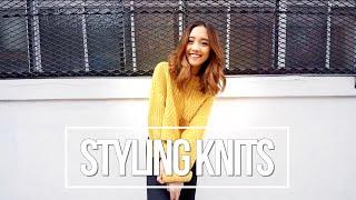 How I Style Knits Thumbnail