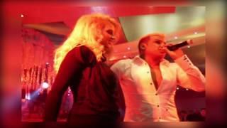 Само в HOTARENA: Виж новогодишните мръсни танци на Азис и Галя!