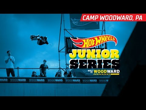 Woodward PA Skate Highlights - Hot Wheels Junior Series