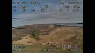 Vortex LongRange GPS Demo Flight