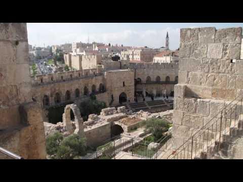Fascinating History of Jerusalem's Tower of David