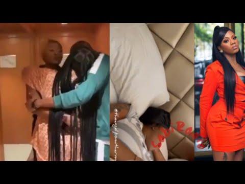 Download LIQOUROSE AND EMMANUEL KISSED, ANGEL IS HOSPITALIZED :Big Brother Naija 2021