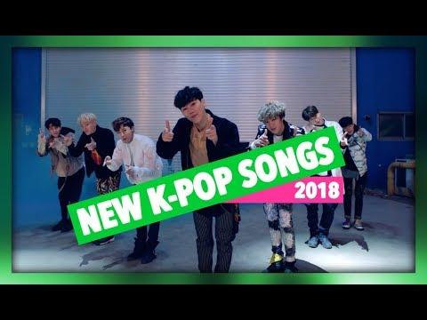 NEW K-POP SONGS THIS WEEK - FEBRUARY 2018 (WEEK 2)
