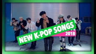 This video shows all the new K-Pop Songs that we could find for thi...