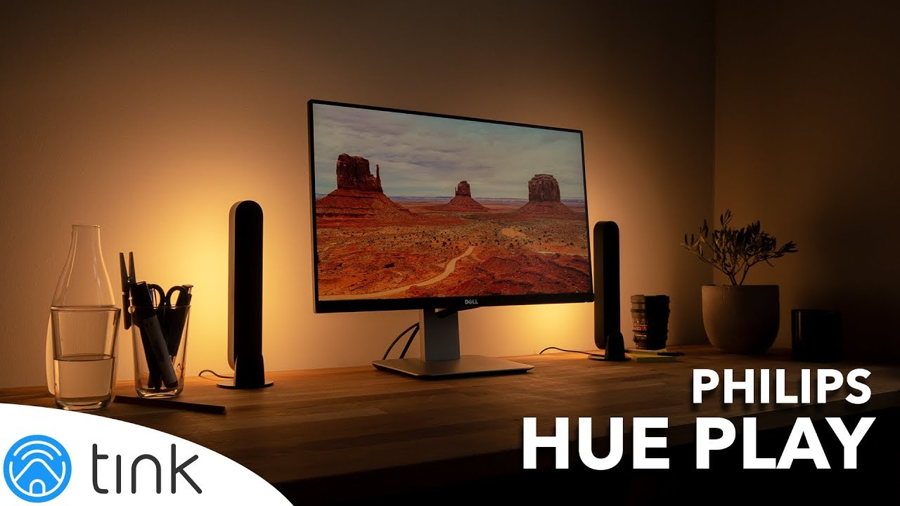 Philips Hue Play Hands On Youtube