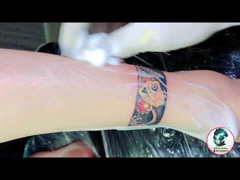 Hình Xăm Vòng Chân Cho Các Cô Gái Xinh Đẹp Tại Ababo Tattoo/Xăm Hình Nghệ Thuật/Dạy Xăm Hình