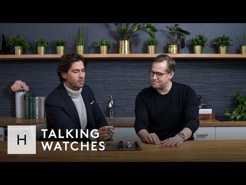 Talking Watches With Josh Bernstein