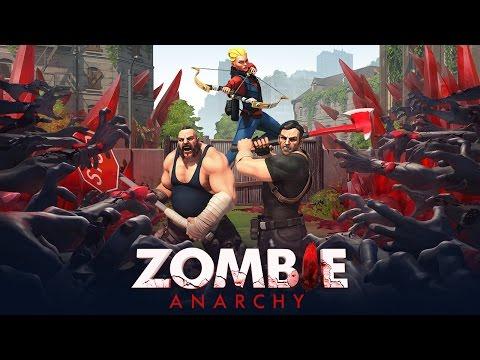 Zombie Anarchy - Gameplay Trailer