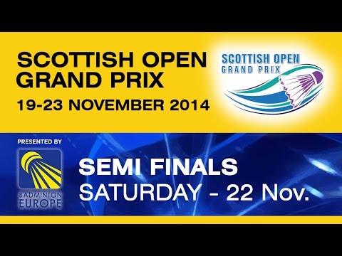 SF - MD - R.BECK / A.HEINZ vs L.CONSTANTIN / M.LO YING PING - Scottish Open Grand Prix 2014