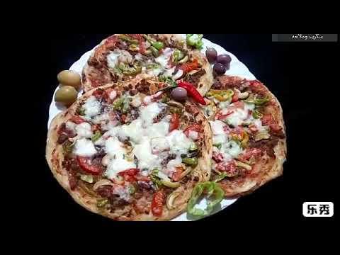 صورة  طريقة عمل البيتزا طريقه عمل البيتزا الشرقى بكل سهوله فى البيت والطعم حكاااايه🍽😋 طريقة عمل البيتزا من يوتيوب