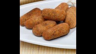 Croquete De Carne FACIL GANHE DINHEIRO! thumbnail