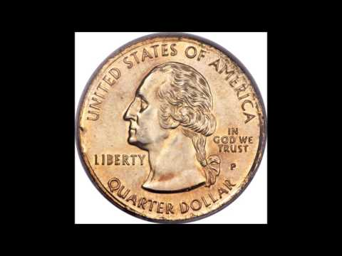 Rare Experimental State Quarters Sell for Thousands of Dollars - What Exactly Are They??