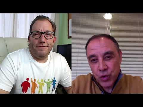Angel Martinez Maestre   Entrevista Evento Internet Contra la Obesidad