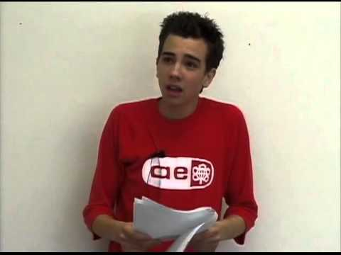 Undeclared  Jay Baruchel's Audition