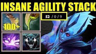 Free Regen +100 Agility Steal | Dota 2 Ability Draft