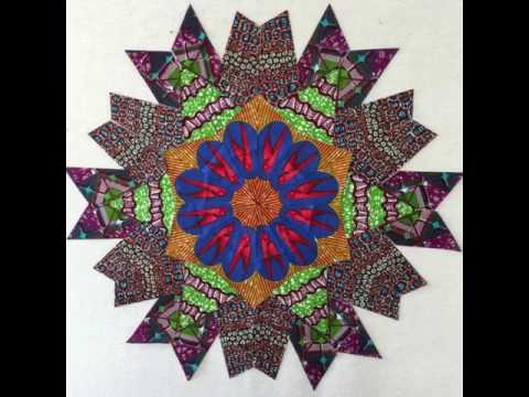 Kaleidoscope no 8 in progress
