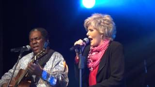 "PJ Powers and Vusi Mahlasela - ""Weeping"""