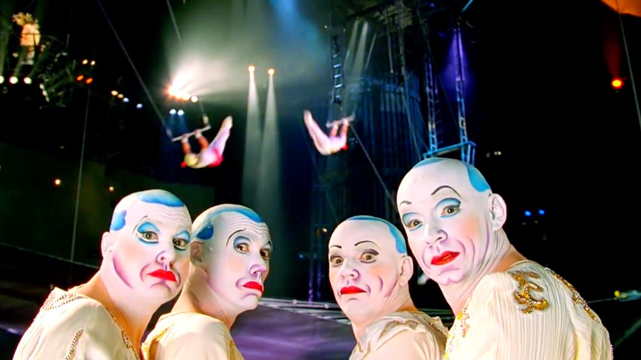 Top 10 Cirque du Soleil Shows