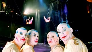top 10 cirque du soleil shows