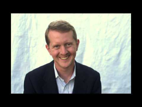 TRS: Trivia Genius Ken Jennings