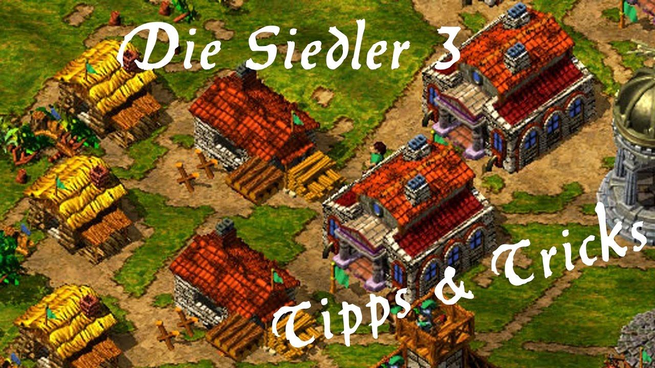 Die Siedler Login