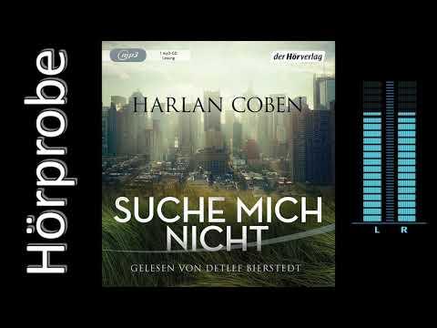 Suche mich nicht YouTube Hörbuch Trailer auf Deutsch
