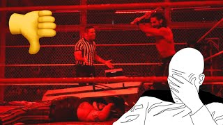 ТОП 5 ХУДШИХ МАТЧЕЙ В WWE ЗА 2019 ГОД!