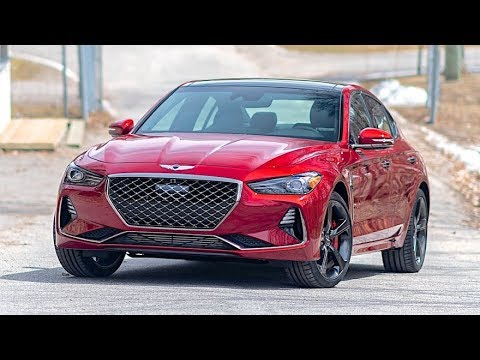 2019 Genesis G70 Review NOT A STINGER
