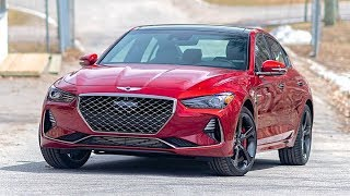 2019 Genesis G70 Review--NOT A STINGER!