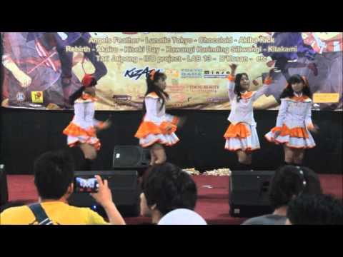 【Himawari】1234 Yoroshiku + Oh My God! + Give Me Five! (Cover 48 Family) [Team M]