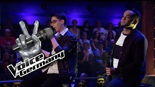 Baixar Gangsta's Paradise - Coolio | Robert vs. Marco Cover | The Voice of Germany 2016 | Battles