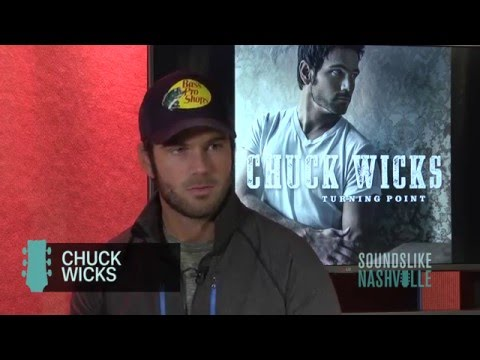 "Exclusive Interview: Chuck Wicks Talks ""Turning Point"" Album"