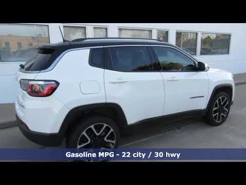 Used 2017 Jeep Compass Houston TX 77094, TX #268375A