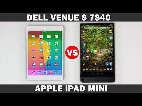 Dell Venue 8 7840 Vs iPad Mini 2 Full Comparison
