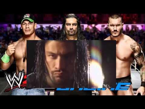 Roman Reigns vs John Cena (Wrestlemania 32 Promo) from YouTube · Duration:  2 minutes 30 seconds