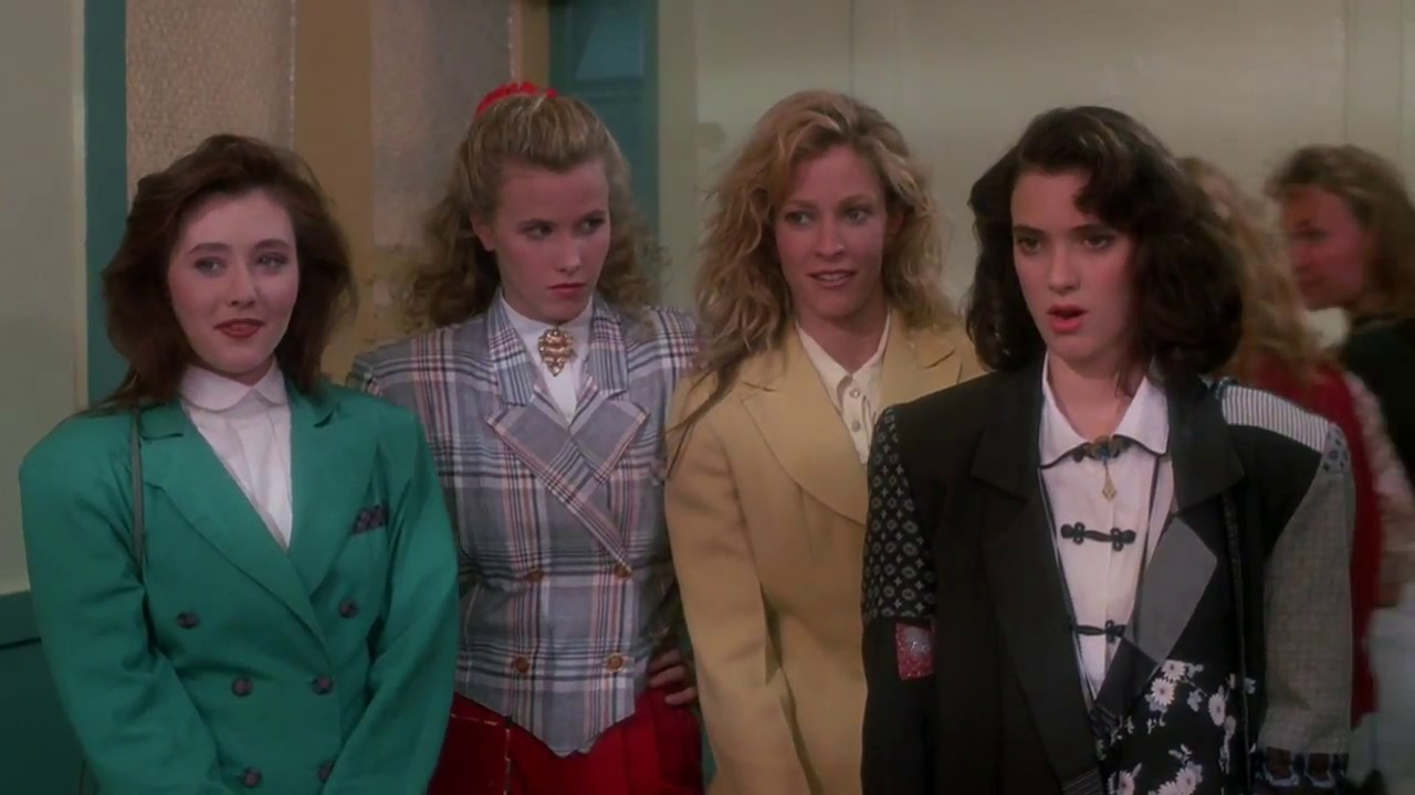 """Heathers  - """"Stupid Question"""" (Clip)"""