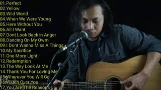 17 lagu barat terbaik - cover by felix irwan || Pas Banget Buat Nemenin santai