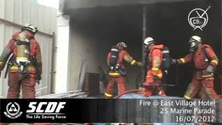 East Village Hotel Fire  16 July 2012.wmv